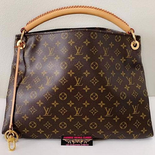 Pre Owned Authentic LV Artsy MM
