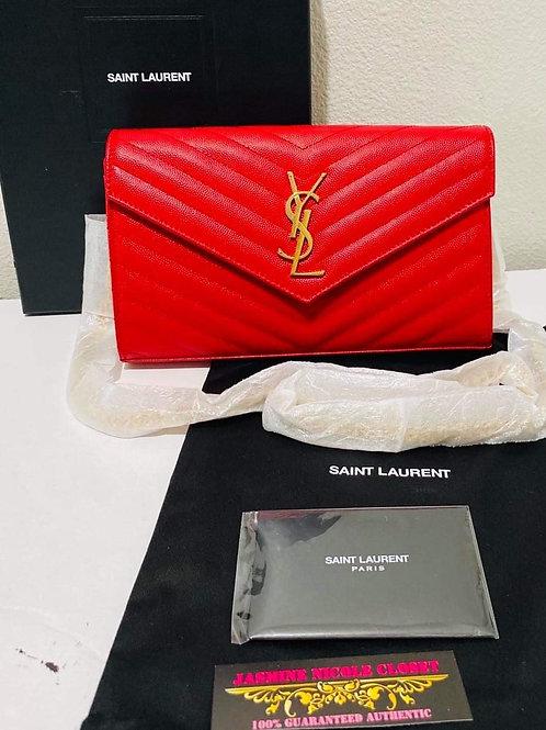 Brand New YSL Large WOC Crossbody Bag