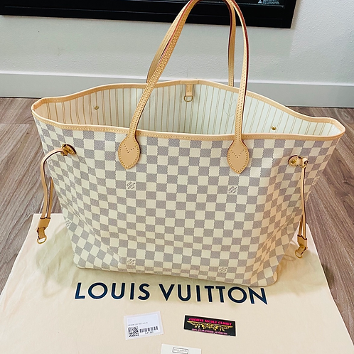 Brand New Condition Authentic LV Neverfull GM