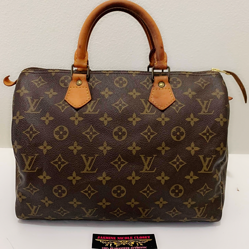 LV Speedy 30 Bag