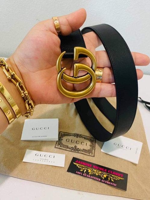 Brand new Gucci belt Size  100 40/ 3 cm width