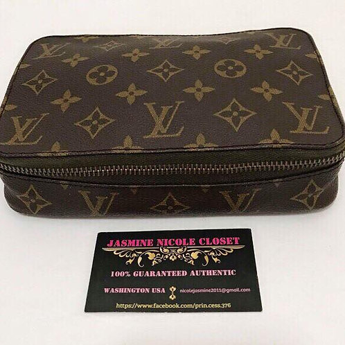 Pre Owned Louis Vuitton Rare Hard to Find Monte Carlo Jewelry Case