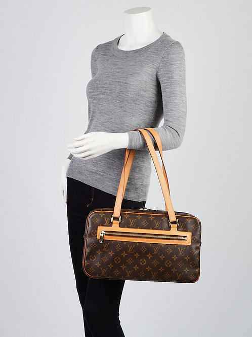 LV Cite GM Shoulder Bag