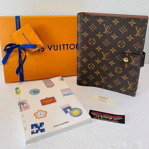 Bundle Deal LV Agenda GM & Refill