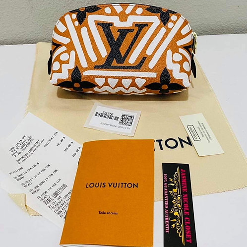 Brand new LV Crafty Cosmetic Pouch