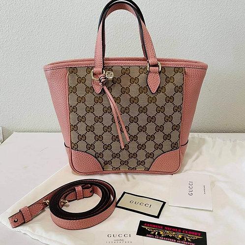 Brand New Gucci Mini Tote Crossbody Bag