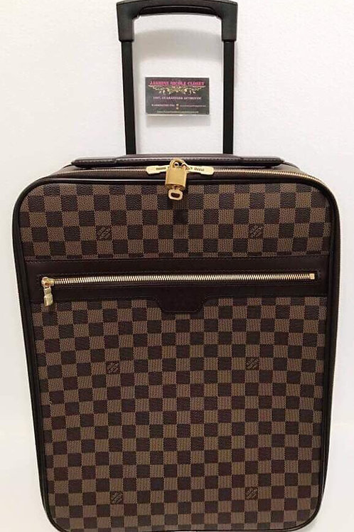 Pre Owned LV Pegase 45 Rolling Travel Bag