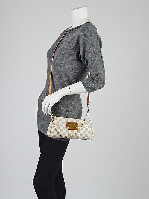 LV Eva Azur Crossbody Bag