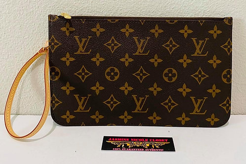 Brand New LV Neverfull MM/GM Pouch