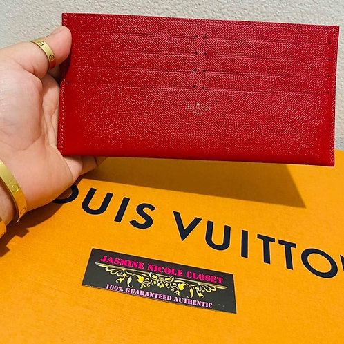 Brand New Card Holder Red