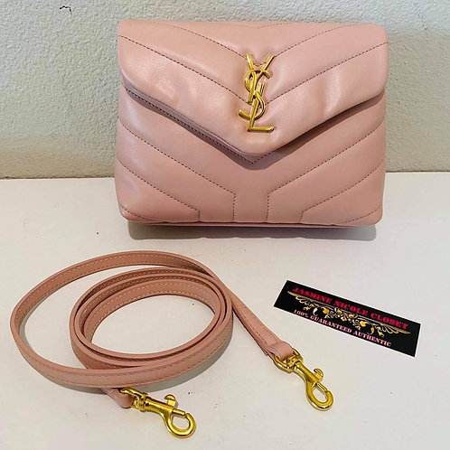 Brand New YSL LOULOU TOY Pink