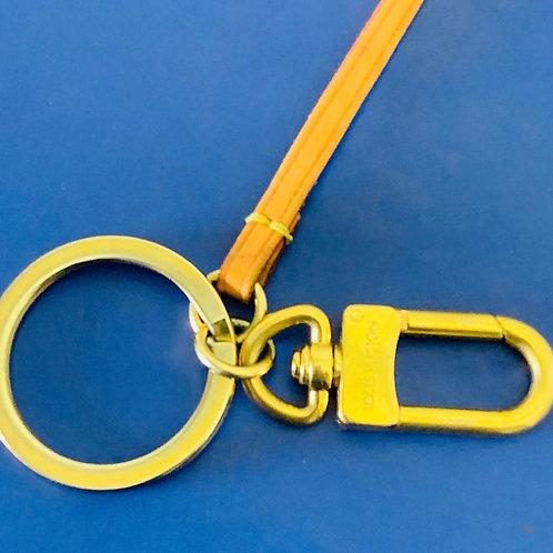 LV Key Charm