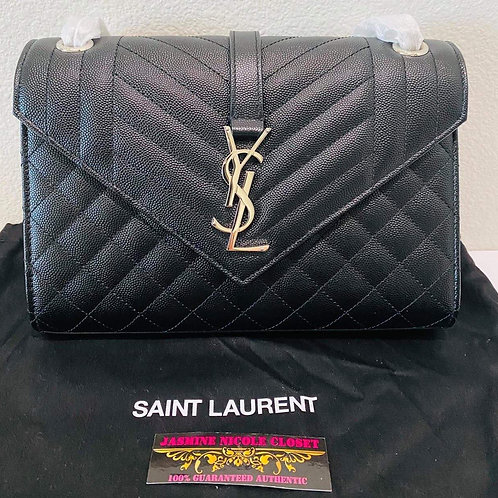 Brand New YSL Envelope  Medium SHW