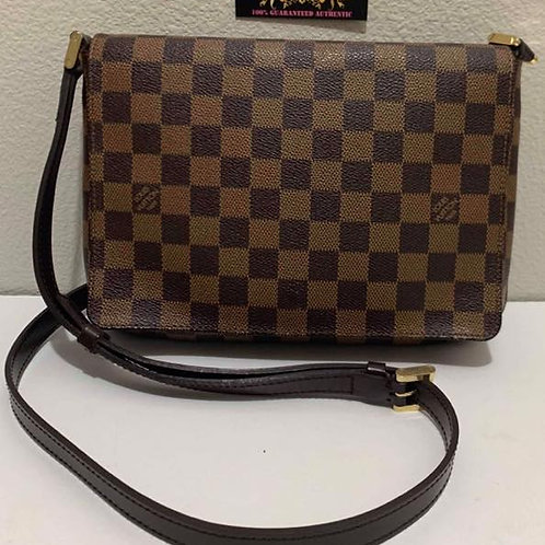 Pre Owned Rare Authentic LV Musette Tango Crossbody Bag