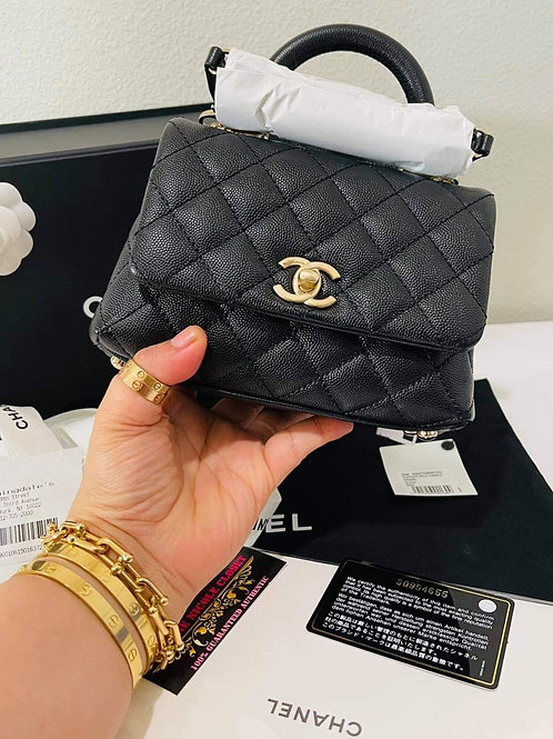 Brand New Chanel Coco Handle Extra Mini