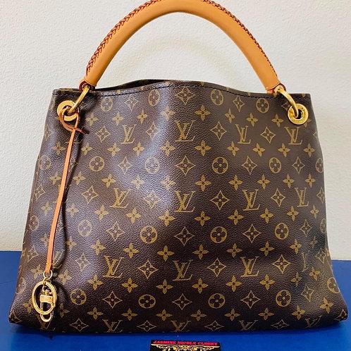 LV Artsy MM Shoulder Bag