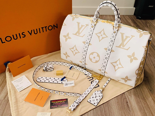 LV KEEPALL B 50 Giant
