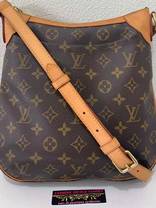 Pre Owned Rare Authentic LV Odeon PM Crossbody Bag