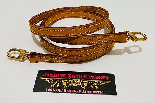 LV Vachetta Long Strap 48 inches