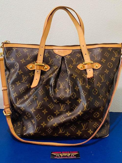 LV Palermo GM Shoulder Bag
