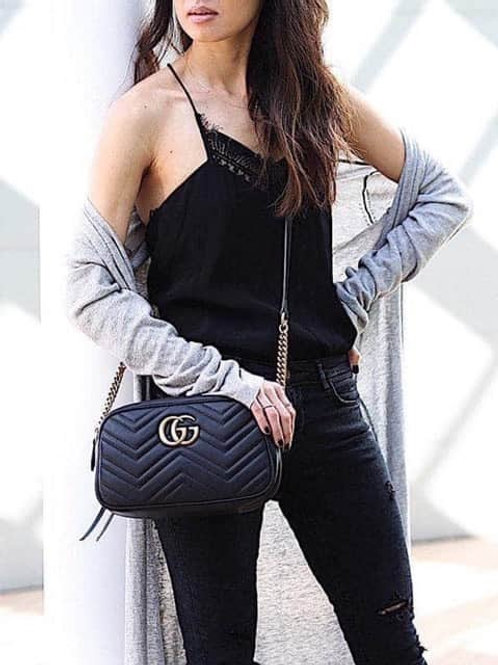 Gucci Marmont Small Crossbody Bag
