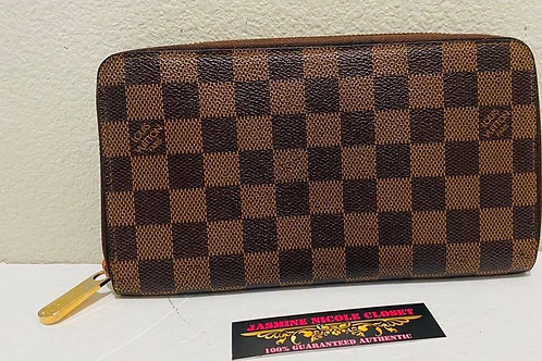LV Zippy  Organizer Wallet