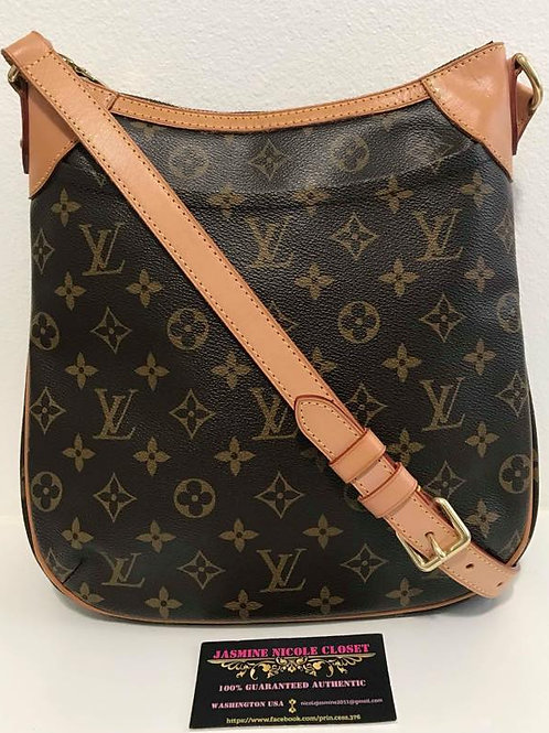 Pre Owned Authentic Rare LV Odeon PM Crossbody Bag