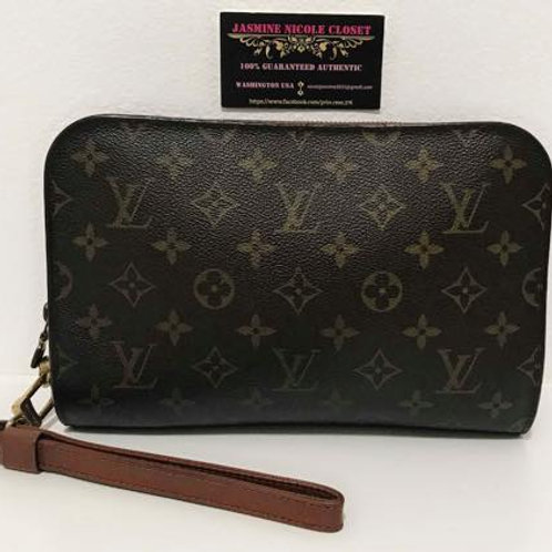 Pre Owned Luis Vuitton Orsay Clutch