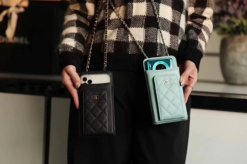 Brand New Chanel Phone Pouch