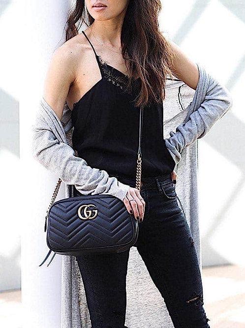 Brand New Gucci Marmont Small Crossbody