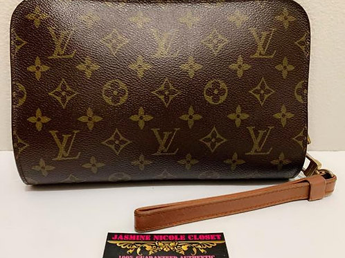 Pre Owned Louis Vuitton Orsay Clutch