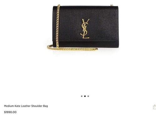 Brand New YSL Kate Medium Crossbody Bag