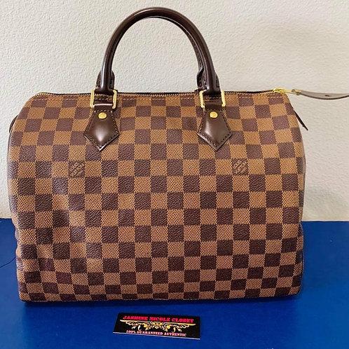 LV Speedy 30 Ebene Bag