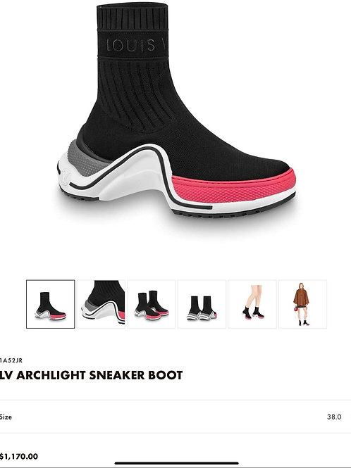 Louis Vuitton Archlight Boots Size 39