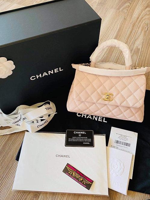 Brand New Chanel Mini Coco Lilac