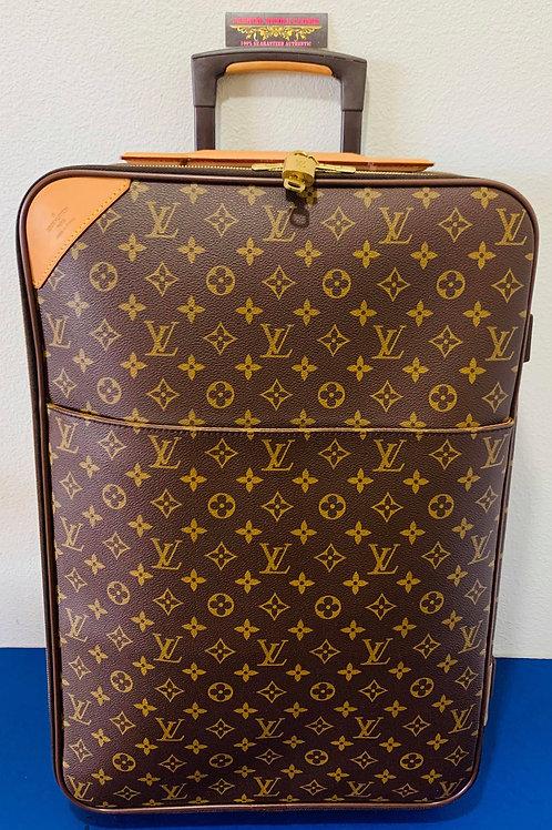 LV Pegase 55 Rolling Luggage Bag
