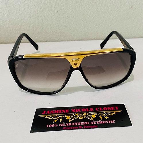 LV Unisex Acetate Evidence Sunglasses