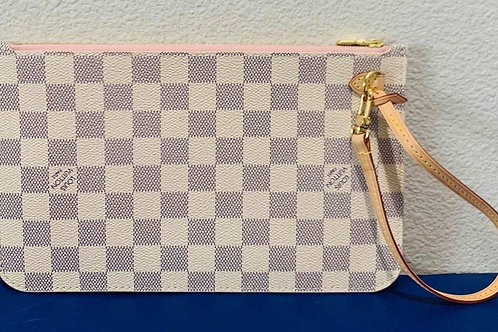 Brand New LV Neverfull Pouch GM/ Mm