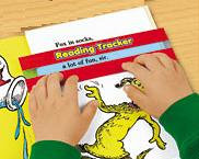Reading Tracker - Elementary