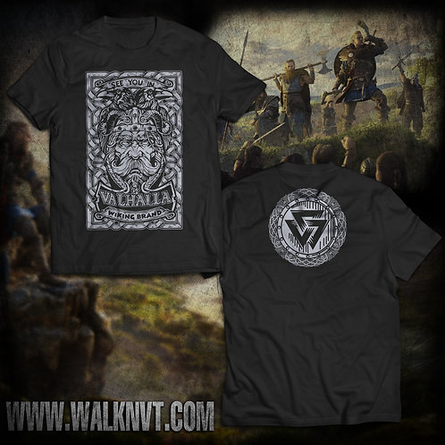 The «VALHALLA» T-shirt
