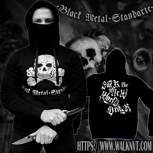 The «Black Metal Standarte» Hoody