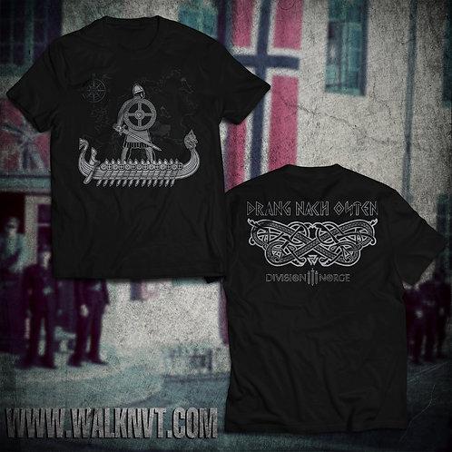 The «Drang nach Osten» T-shirt