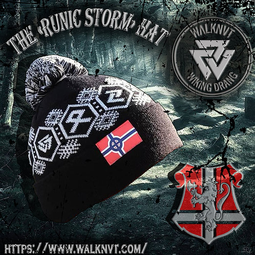 The «Runic Storm» Winter Hat