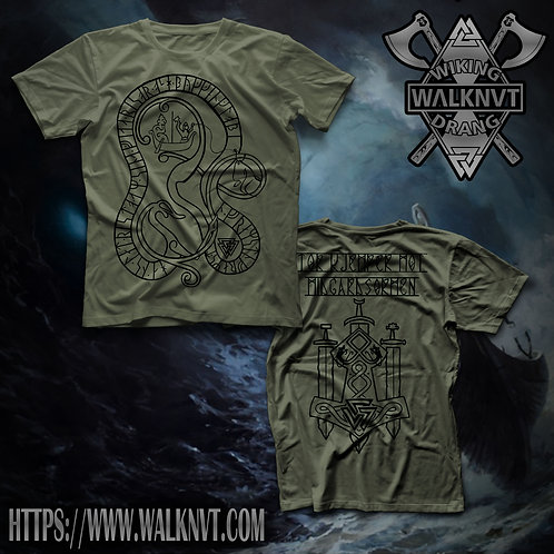 The «Midgardsormen» T-shirt