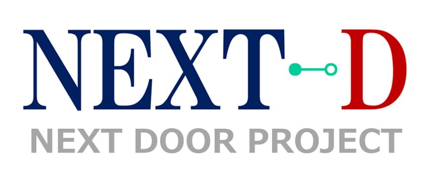 nextdoorロゴ