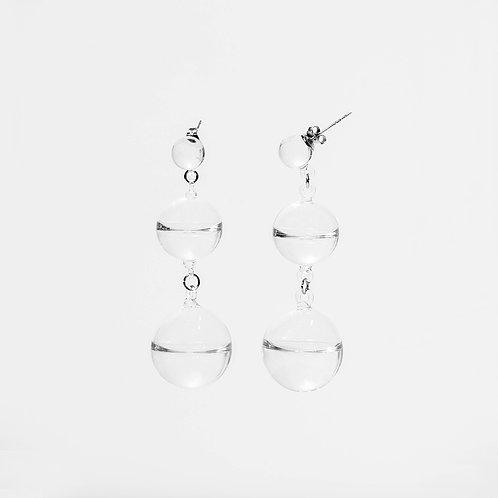Gala drops earring