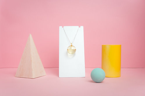 Dolce drop necklace