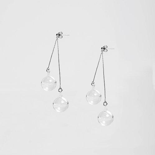 Twinkle drops earring