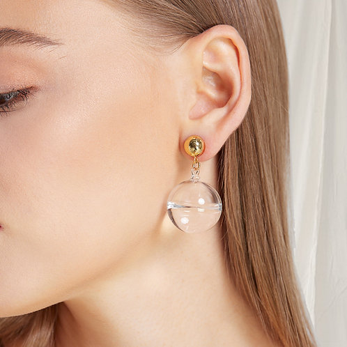 Menorca drops earring