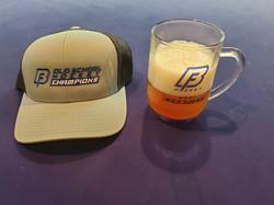 Old School Hat and Mug